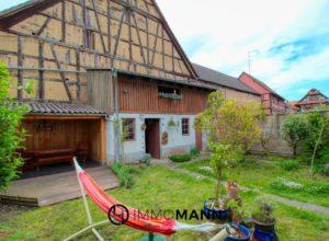 Maison de 150m2 à Geispolsheim Village