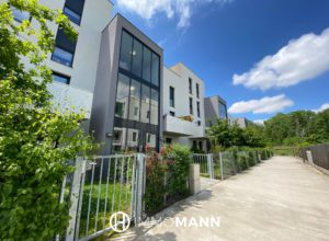 Bel appartement 3P avec terrasse en dernier étage